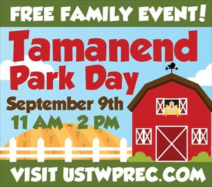 FREE Family Event! Join us for a day of fun including: colonial crafts; Lakeside Farm's Petting Zoo; Best Berry Pie Contest; Zydeco-A-Go-Go Live Band; Elmwood Zoo on Wheels; Face Painting; Environmental Walk and Vernal Pond Tour; Colonial Cooking & Crafts; Children's Games; Rails to Trails; Hayrides; Bar-B-Que and Food for Purchase; and more!