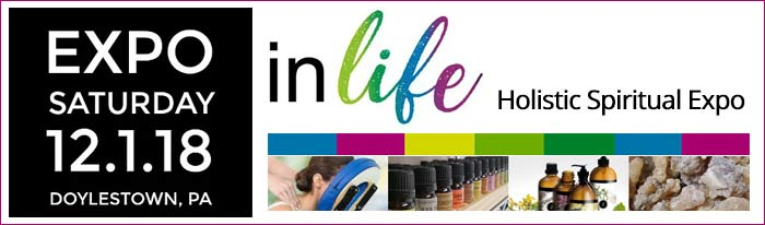 The InLife Holistic Spiritual Expo is a fun way to learn more about healthy, holistic lifestyles, spiritual development, natural products and services for a healthier YOU. Experience something new at the InLife Holistic Spiritual Expo, like Reiki, Reflexology, Massage, or try some natural products for mind, emotion, spirit and body, or receive some guidance with an angel guide reader or life coach. Enjoy shopping for just the right crystal, beautiful handmade jewelry, and other unique products while making contacts and connections with other like-minded people. The event is child-friendly, so please feel free to bring the entire family! Free Admission and Easy Parking.