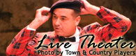 Live theater in Bucks County and surrounding areas