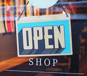 Shop in Doylestown, Bucks County, PA