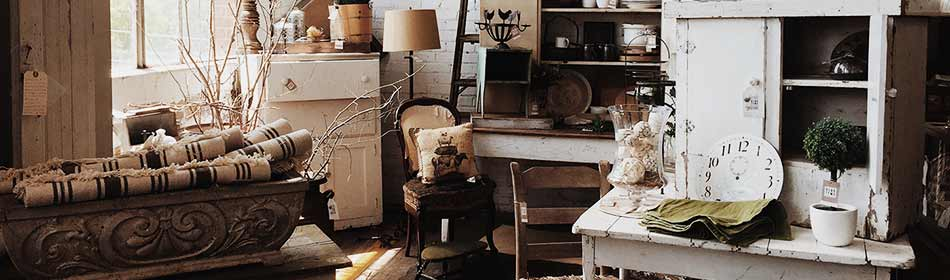 Antique Stores, Vintage Goods in the Doylestown, Bucks County PA area