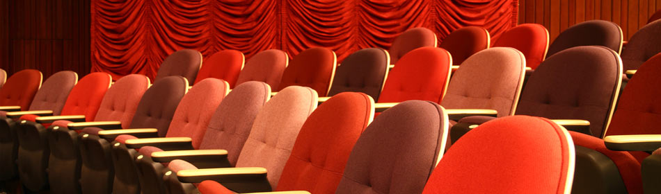 Theaters, Stage Presentations, Concert Venues, Performing Arts in the Doylestown, Bucks County PA area